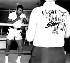 Available for sale from Staley-Wise Gallery, Harry Benson, Muhammad Ali: Float like a Butterfly, Miami Archival Pigment Print Harry Benson, Beverly Johnson, Sting Like A Bee, Float Like A Butterfly, Diana Vreeland, American Tours, Farrah Fawcett, Christy Turlington, Jackie Kennedy