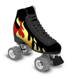 Roller Skate Wheels, Roller Derby Skates, Roller Skating, Ice Skating, Rio Roller, Son Luna, Ballet, Kawaii Fashion, Skate Shoes