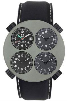Meccaniche Veloci W104HI_153 Quattro Valvole Watch