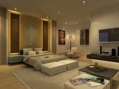 Gorgeous bedroom!