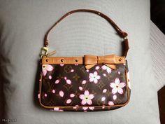 Louis Vuitton Cherry Blossom pochette