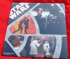STAR WARS RARE 2008 CALENDAR - COLLECTIBLE - FACTORY SEALED!