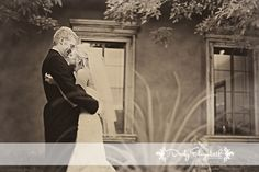 Cute Wedding Photography Ideas: #bride and #groom #black and #white  Villa Siena  More Wedding Ideas at www.facebook.com/villasiena