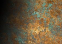 'oxidized copper' Poster by foxxya Polished Concrete Kitchen, Polished Concrete Flooring, Paint Colors For Home, House Colors, Rust Color Paint, Bright Kitchen Colors, Craftsman Interior, Floor Stain, Mirror Painting