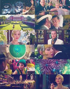 The Great Gatsby (2012) by Baz Luhrmann - cannot wait!