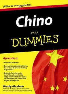CHINO PARA DUMMIES    WENDY ABRAHAM    SIGMARLIBROS