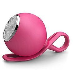 Generic Waterproof Wireless Bluetooth Speaker For Portable Outdoor or Shower with Dustproof ShockProof and Microfiber Cleaner Pink * Check this awesome product by going to the link at the image. (This is an affiliate link and I receive a commission for the sales)