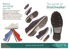 Xsensible Shoes are ergonomically designed with a patented stretchable, lightweight, flexible, breathable and durable leather. It adapts perfectly to the unique shape of your foot for a truly custom fit. Tired Feet, Are You Happy, This Is Us, Technology, Shop, How To Wear, Tech, Tecnologia, Store