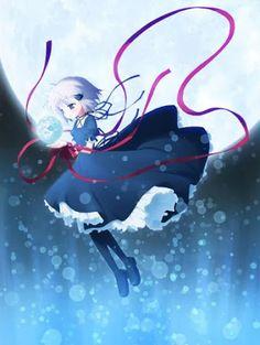 The official website of the upcoming anime adaptation of Key and Visual Art's Rewrite visual novel has revealed a brand new visual, the first set of. Anime Chibi, Kawaii Anime, Kawaii Chibi, Manga Anime, Anime Art, Upcoming Anime, Sky Anime, Fanart, Satsuriku No Tenshi