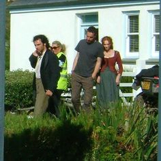 Poldark Season 2 Filming