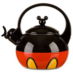 $39.95 Mickey Mouse Tea Kettle - 20% OFF on Black Friday (http://di.sn/b6A)