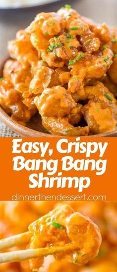 Bang Bang Shrimp from the Bonefish Grill is crispy, creamy, sweet and spicy with just a few ingredients and tastes just like the most popular appetizer on the menu.
