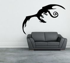 Smaug tattoo inspiration/reference. |   Dragon inspired by LOTR Hobbit Decal for a by QualityFastDecals, $16.99