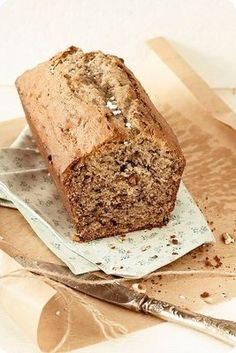 Sweet Bread, Banana Bread, Cooking, Breakfast, Desserts, Recipes, Pound Cakes, Food, Baking Center
