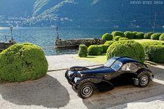 Bugatti 57SC Atlantic (1938)