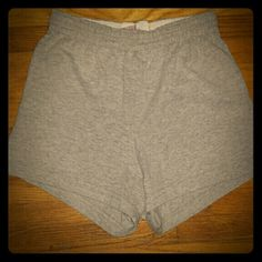 Soffe Gray Shorts All gray, worn just a few times Soffe Shorts