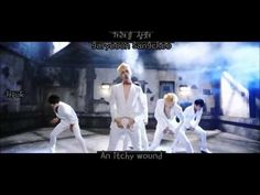 VIXX (빅스) -  Chained Up (사슬) MV [Color Coded+English+Romanization+Hangul Subs] - YouTube