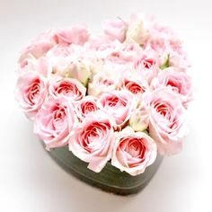 Mid-Range (like the photo)$70.00 This lovely heart shaped container full of tea roses will be a winner for you!  foxgloves flowers victoria bc florist always Victoria Bc Canada, Tea Roses, Heart Shapes, Container, Bloom, Flowers, Products, Royal Icing Flowers, Flower