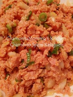 Chamorro Spam Kelaguen