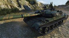 World of Tanks 121 (Milkys skin) | 11.846 DMG - Abbey
