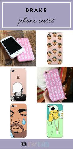 Drake + phone cases = true love.
