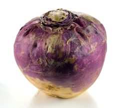 The rutabaga, swede (from Swedish turnip) or turnip is a root vegetable that originated as a cross between the cabbage and the turnip. The roots are prepared for food in a variety of ways, and its leaves can also be eaten as a leaf vegetable.