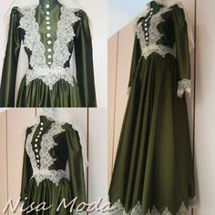 Nisa Moda Muhteşem Tesettür Abiye Modelleri (11) - Ortuluyum.com - Tesettür Giyim Modelleri ve Tesettür Modası Tasarımları