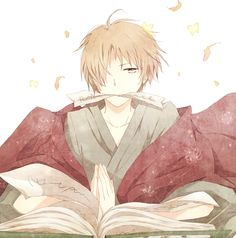 Natsume and the book of friends