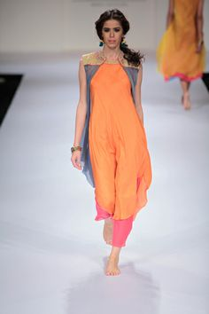Mayank Anand Shraddha Nigam - Lakme Fashion Week Winter/Festive 2012