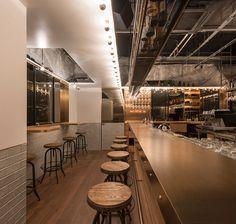 linehouse tribeca gastro-pub shanghai china designboom
