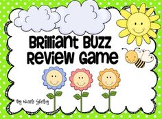If you are like me, you look for games to use in your classroom to make learning fun.  One of the games that I use in my classroom is this one.  I ...