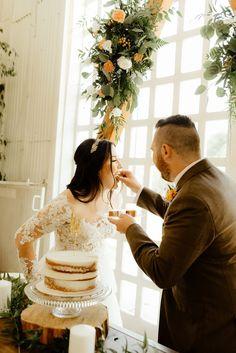 Provo, Utah -Gorgeously styled bohemian wedding ceremony and reception at White Shanty wedding venue. Wedding Ceremony, Wedding Venues, Reception, Bohemian Style, Wedding Dresses, Cake, Photography, Fashion, Bride Dresses
