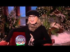 VIDEO 2 //// Diane Keaton talks about her many lovers