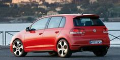 2014 Volkswagen GTI  #1 in Upscale Small Cars according to US News Auto Rankings for 2014