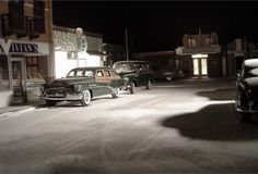 cool-miniature-town-cars-photographer-recreation-shadows photographer Michael Paul Smith
