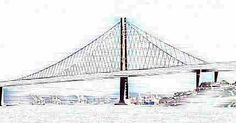 Bridge Site - click on Fun and Learning for links to bridge building sources