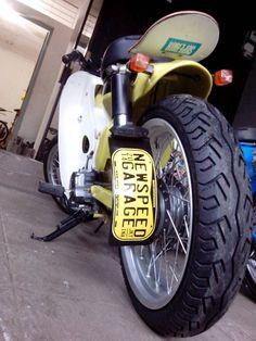 """Street Cub by Newspeed Garage """"Bagoth"""""""