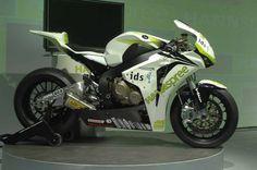 2008 WSBK Honda Fireblade 'factory supported'