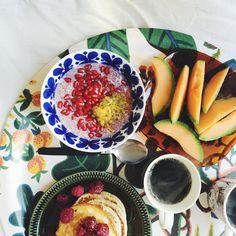 frukost i sängen