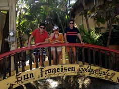 Golden Gate Bridge!! San Pancho Mexico