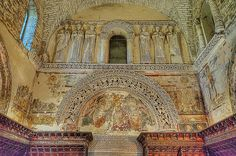 Santa Maria in Valle.Cividale- Lombard Temple