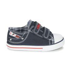 Chicco CAFFE Blauw - Gratis levering bij Spartoo.be ! - Schoenen Lage sneakers Kind € 39,90