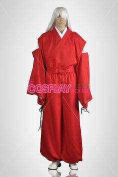 Inuyasha -- Inuyasha Cosplay Costume Version 01| Inuyasha| Cosplay House