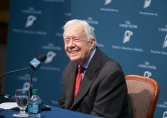 """Jimmy Carter: """"I'd Like to See the Last Guinea Worm Die Before I Do."""""""