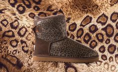 Take a walk on the wild side! Classic Ugg Boots, Ugg Classic, Bearpaw Boots, Walk On, Uggs, Take That, Shoes, Fashion, Moda