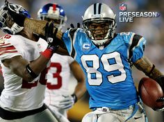 from Carolina Panthers Just eight more days until the Panthers kick off the preseason schedule!