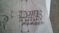 Memorial tattoo early draft