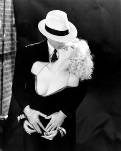 BEST OF MADONNA GALLERIES - Black and White pictures/Dick Tracy Promo