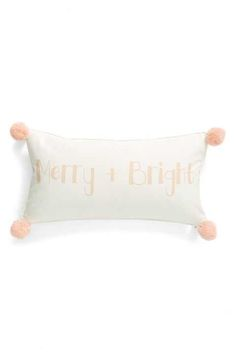 Levtex 'Merry + Bright' Accent Pillow