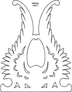 Scroll Saw Patterns Napkin Holder